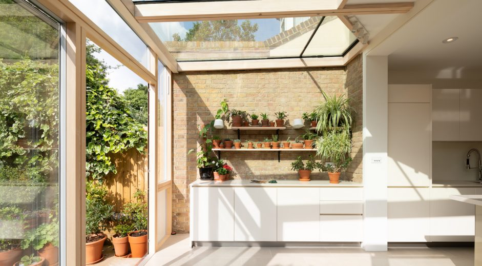 Garden Room Architects For South East London Forrester Architects